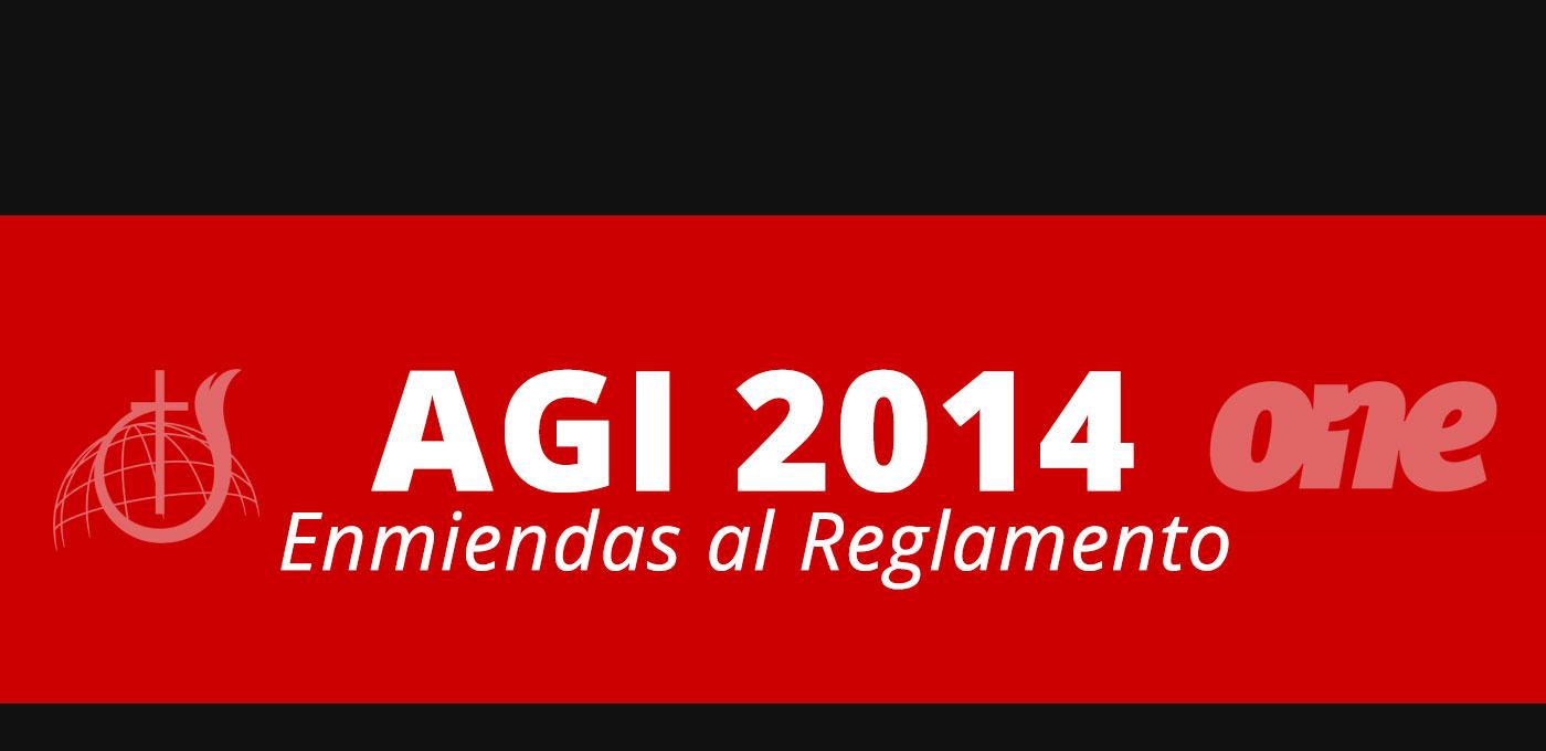 GA2014 Elections