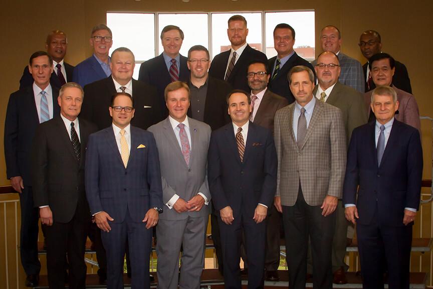 Executive Council 2018 - 2020