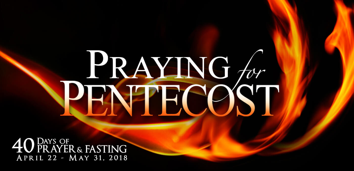 Praying For Pentecost Slide