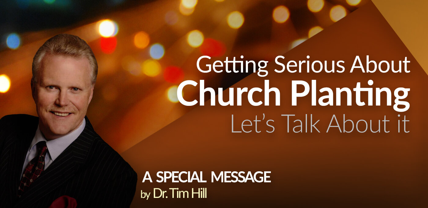 Church Planting Special Message