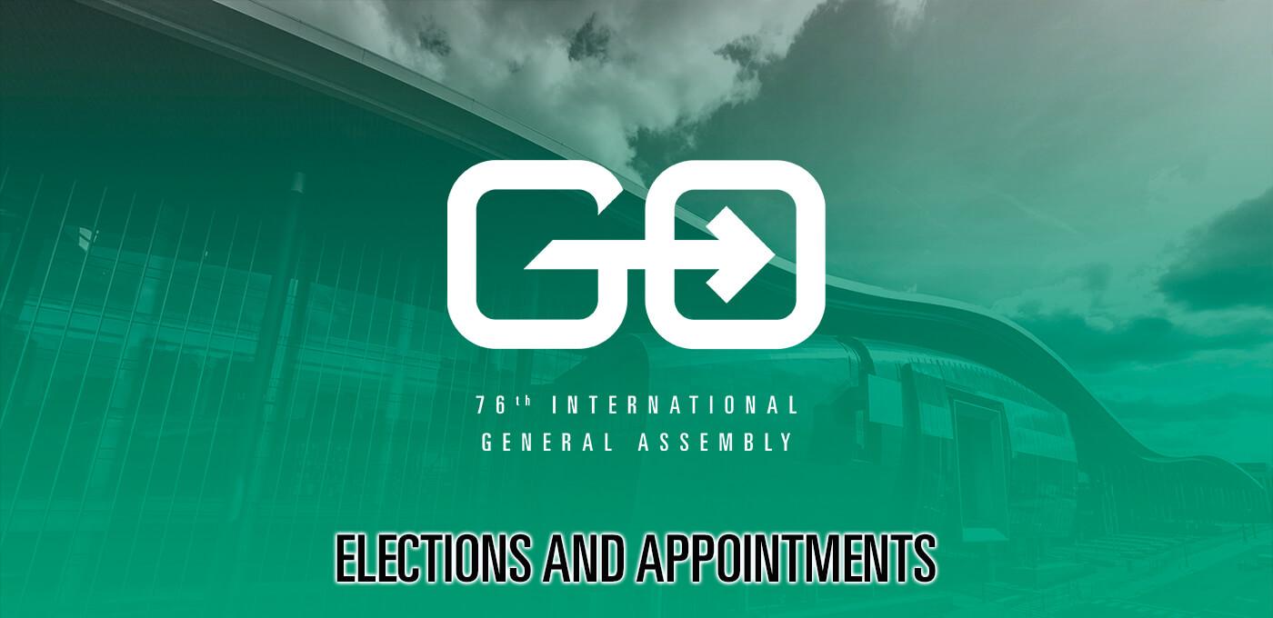 Ga16 Elections